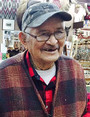 Navajo Charlie Singer 32343
