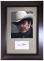 Ben Johnson Memorabilia Autograph with Photo 32397