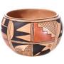 Vintage Hopi Pottery Bowl 32435