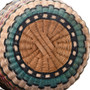 Native American Storage Style Wicker Basket 32442