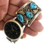 Navajo Turquoise Southwestern Watch 32543