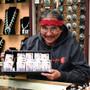 Navajo Jewelry Artist Will Arviso 32609