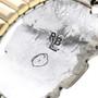 Turquoise Robert Leekya Navajo Watch Signed 32669