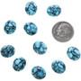 Spiderweb Turquoise Cabochons 32709