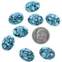 Oval Turquoise Cabochons 32711