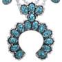 Spiderweb Turquoise Millimeter Stones 32713