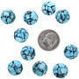 Round Turquoise Cabochons 32714