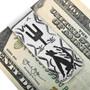 Navajo Coyote Desert Money Clip 32852