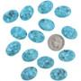 Turquoise Cabochons Sleeping Beauty Unbacked 32719
