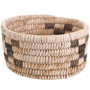 Papago Indian Coyote Tracks Basket 32949