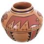 Hopi Tribe Pottery Moth Water Pattern 32953