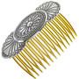 Navajo Sterling Hair Comb