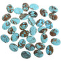 Hand Cut High Grade 30mm x 22mm Cabochons 32736