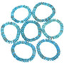 Stretch Bracelet Genuine Turquoise 33089