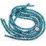 Bisbee Blue Turquoise Beads 31956