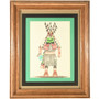 Kachina Sketches Hopi Artist Alfred Dawahoya 33094