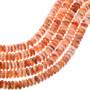 Orange Spiny Oyster Beads 31962