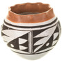 Vintage Acoma Indian Pottery 33122