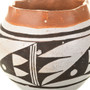Vintage Native American Hand Made Pottery 33122