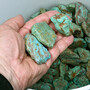 Nevada Turquoise Rough 1 Pound Lot for Cabbing 32750