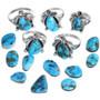 Arizona Turquoise Navajo Ring 33223