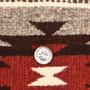 Native American Wool Rug 33231