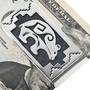 Native American Heartline Bear Money Clip 33276