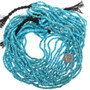 Untreated Turquoise Beads 32781