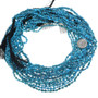 Turquoise Nuggets Bead Strand Jewelry Supplies 32791