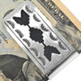 Hand Made Silver Overlay Native Money Clip 33313