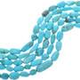 Natural Campitos Turquoise Beads 31974