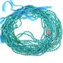 Aqua Green Turquoise Nugget Beads 31978