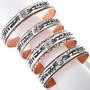 Original Navajo Kokopelli Bracelets 33352