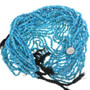 Flat Turquoise Nugget Beads Untreated 31990