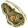 Vintage Black Hills Opal Ladies Ring 33378