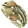 Vintage Black Hills 10K Gold Ring 33380