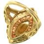 Vintage Gold Marquis Cut Gemstone Ring 33383