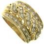 Vintage Diamond Gold Ladies Ring 33384