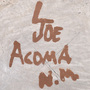 Acoma Artist Loretta Joe Pottery 33500