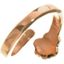 Navajo Made Copper Puppy Ring 33507
