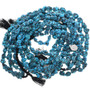 Real Natural Turquoise Beads 33414