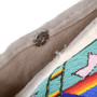 Shoshone Beaded Leather Handbag 33522