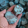 Turquoise Chunks Kingman Rough 33419