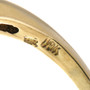 10K Gold Vintage Ladies Ring 33528