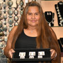 Navajo Silversmith Nova Ashley 33548