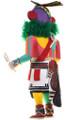 Unique Parrot Kachina Doll Hopi Artist Tyler Poleloma 33574