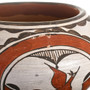 Zia Pueblo Tribe Bird Pattern Pot 33593