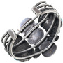 Handmade Navajo Sterling Bracelet 33640
