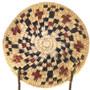 Eye Dazzler Navajo Handwoven Basket 33654