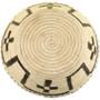 Papago Indian Basket Cross Pattern Bowl 33658